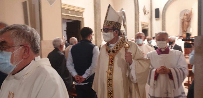 Siena: Il Cardinale Augusto Paolo Lojudice ha preso possesso del Titolo di Santa Maria del BuonConsiglio
