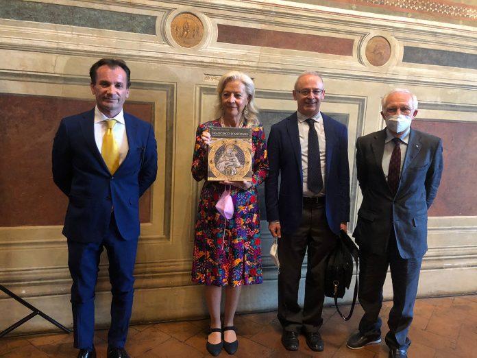 Siena e l'arte, ecco il libro su uno dei tesori più preziosi del quattrocento senese: Il braccio di SanGiovanni