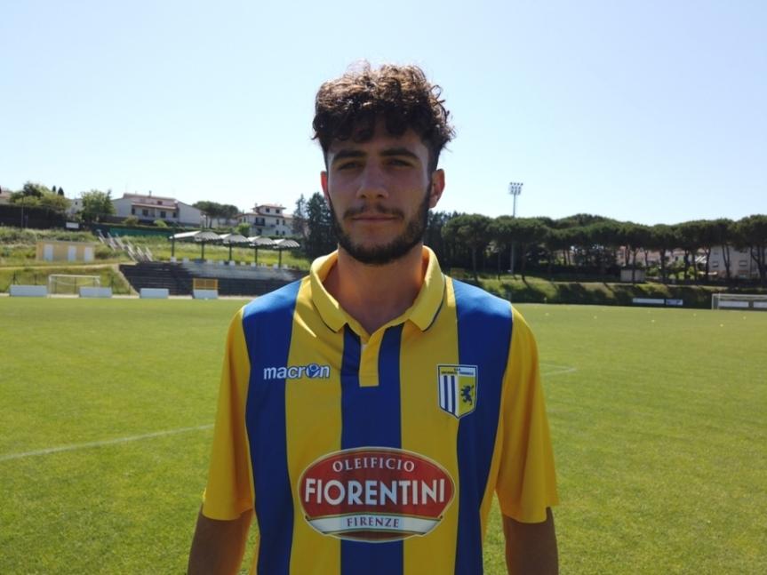 Siena, Acn Siena: Ufficiale l'acquisto dell'attaccante Francesco DiSanto