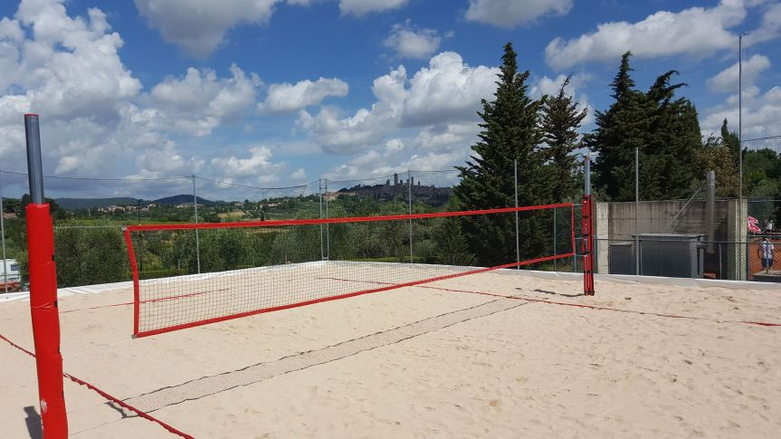Provincia di  Siena: È tornato il torneo di beach volley a SantaLucia
