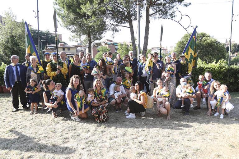 Siena: I battesimi nella contrada delBruco