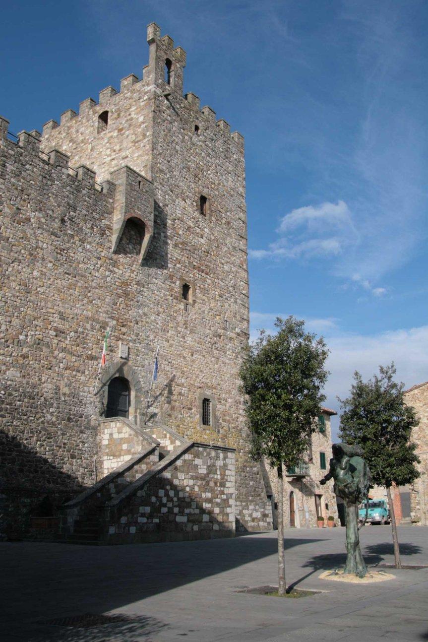 Provincia di Siena, Castellina: Omaggio a Dante Alighieri con Marco Vichi e LorenzoDegl'Innocenti