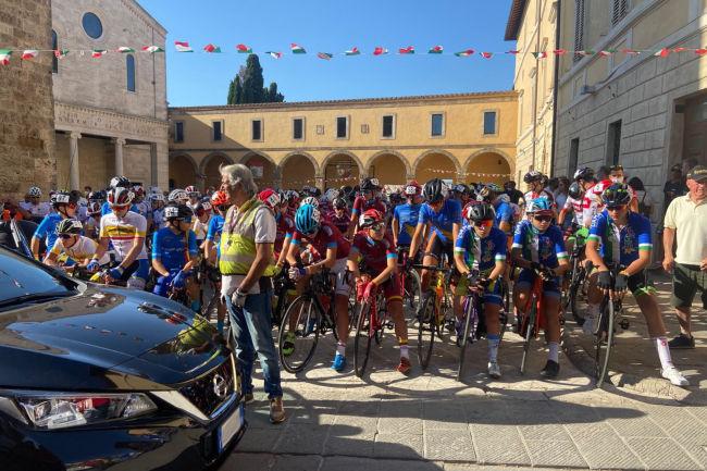 Provincia di Siena, Chiusi e Chianciano Terme: Grande successo per la due giorni di ciclismo con i Campionati italiani Esordienti eAllievi