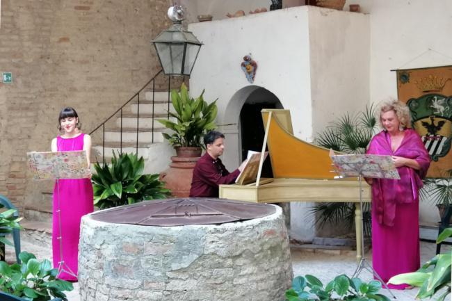 Provincia di Siena: Quinto appuntamento con i concerti barocchi dell'estate sangimignanese