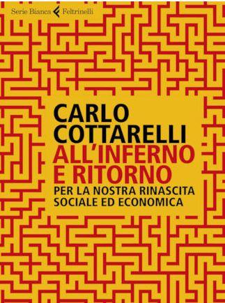 """Provincia di Siena: """"All'inferno e ritorno"""", aspettando I Colori del Libro a Bagno Vignoni con CarloCottarelli"""