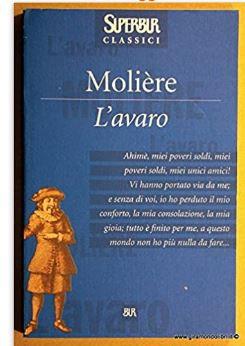 Siena, Lastredilibri: L'Avaro diMoliere