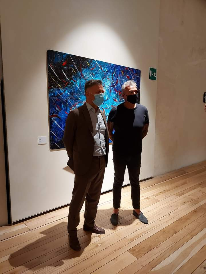 """Siena: Oggi 13/07 presentazione  Viaggio nell'anima – journey into the soul"""" di DanieleZacchini"""