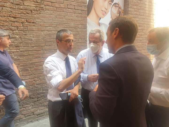 Siena, Suppletive: Gli otto punti di Marrocchesi Marzi per ilterritorio