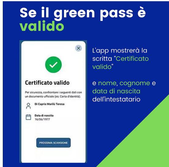 Italia, Green Pass: Come riconoscere facilmente quelloautentico