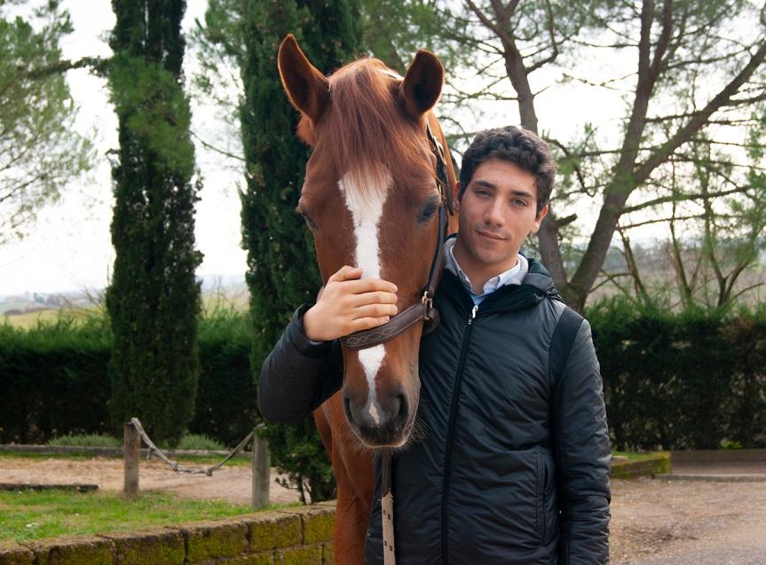Siena: Il senese Guido Franchi vince il Gran premio a San Giovanni inMarignano