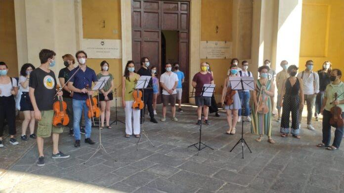 Siena: Maratona musicale degli studenti del Franci contro la revoca dei locali delconservatorio
