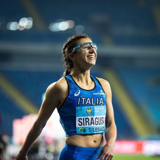 """Provincia di Siena, Ufficiale, Siragusa alle Olimpiadi: """"Farò di tutto per esserepronta"""""""