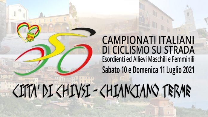 Provincia di Siena, Chiusi e Chianciano Terme: Due giorni di grande ciclismo con i campionati nazionali esordienti eallievi