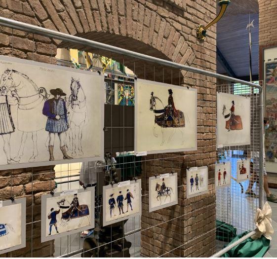 Siena: Ezio Pollai, cinquant'anni d'arte del Maestro senese nel museo della Nobil Contrada delBruco