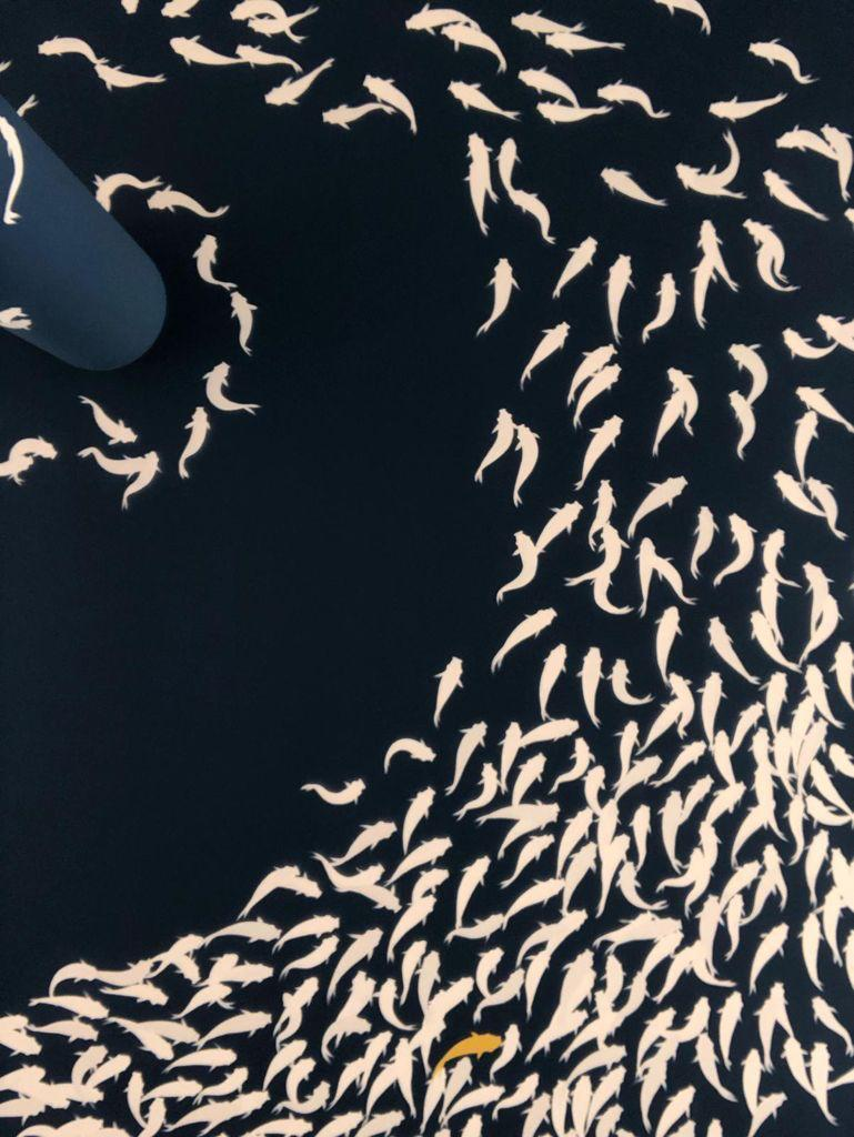 """Siena, """"Le vie del mare"""" di Ilaria Di Meo: L'arte, da Siena, getta l'ancora aMarsiglia"""