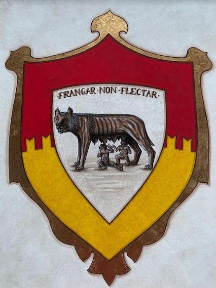 Palio di Castiglion Fiorentino, Rione Porta Romana: Nuovo stemma e nuovo statuto, Porta Romana guardaavanti