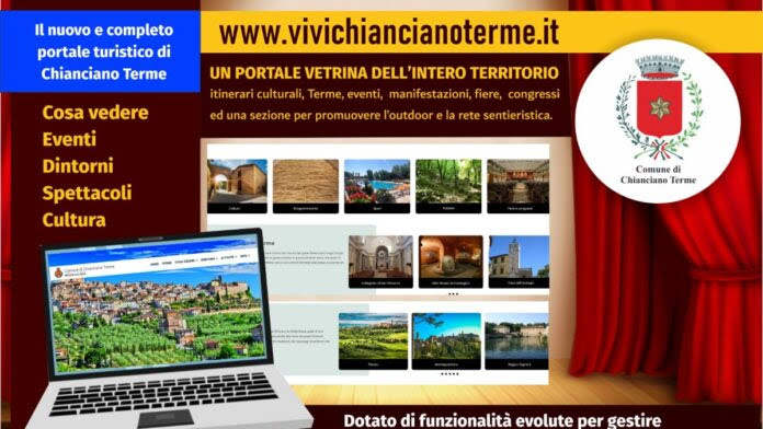 Provincia di Siena, Vivi Chianciano Terme: un portale turistico per gestire informazioni edeventi