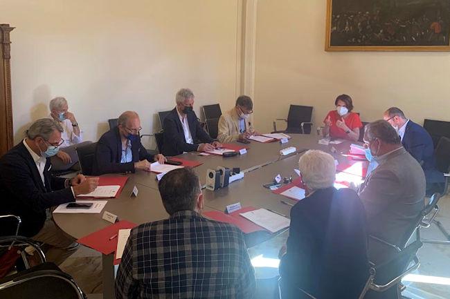 Siena: Patto per gli affitti commerciali, la firma inPrefettura