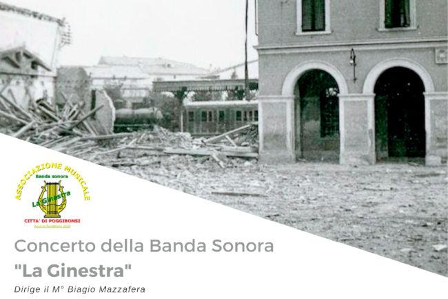 """Provincia di Siena: Ricordando la Liberazione"""", a Poggibonsi concerto-spettacolo con la banda La Ginestra e FrancescoBurroni"""