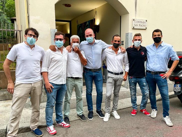 Palio di Legnano: Carlo Sanna e il ritorno in viaBerchet