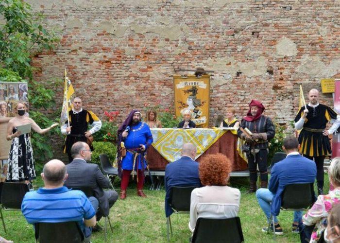 Palio di Asti, San Silvestro: Celebrazioni per i 650 anni dalla nascita di ValentinaVisconti