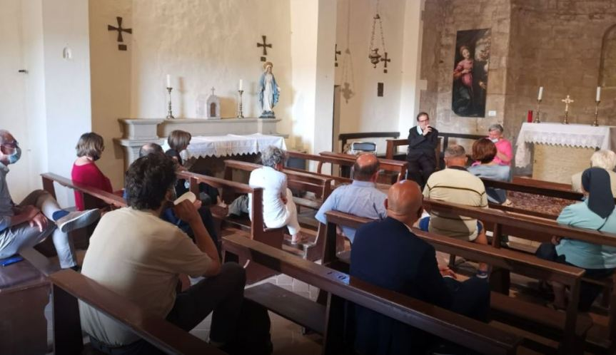 Siena: Rinasce il centro Caritas delle Tolfe con un nuovo progetto di accoglienza delle persone indifficoltà