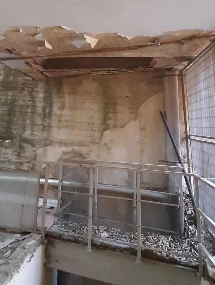 Siena: Crollo in residenza, il Dsu ridimensiona l'accaduto, ma intanto gli interventi siaccumulano
