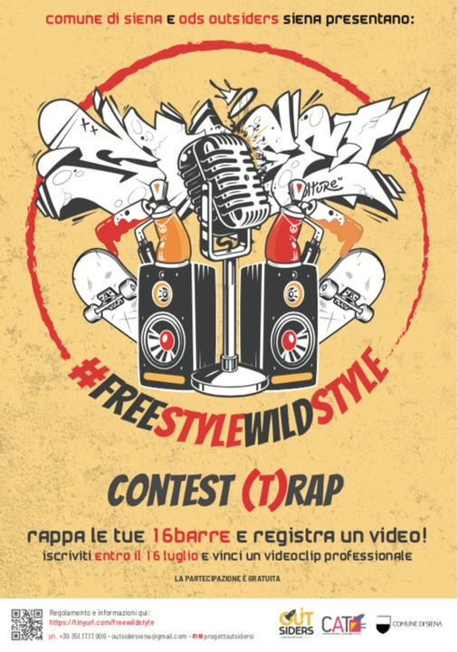 Siena: Al via il contest per produzione musicale rap otrap