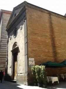 """Siena: """"Notte europea dei musei"""", apertura straordinaria della chiesa della Madonna delleNevi"""
