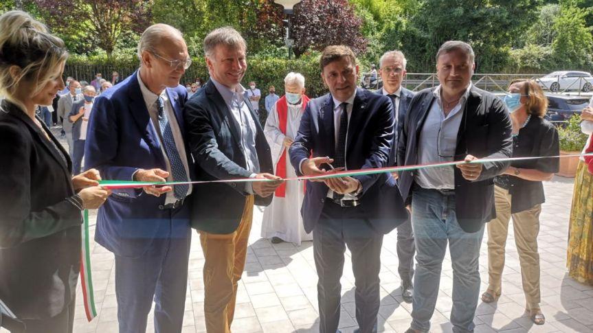 Siena: Cna  inaugura la nuova sede con tanti ospitiimportanti