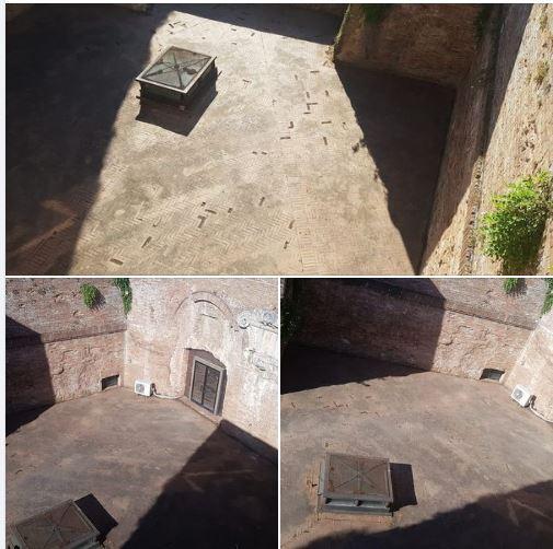 Siena: Nuova vita per i bastioni San Francesco e San Filippo della FortezzaMedicea
