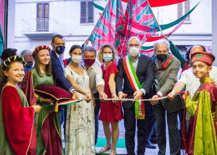 Palio di Asti: Il Borgo San Pietro ha inaugurato la nuova sede di ViaNevizzano