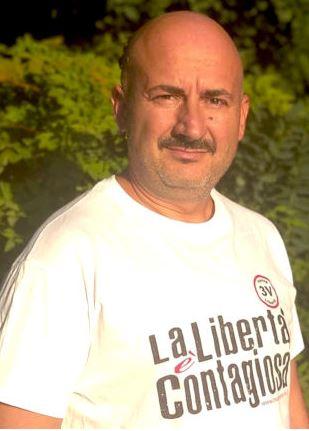 Siena, Suppletive: Tommaso Agostini, candidato del partito 3V, incontra lacittadinanza