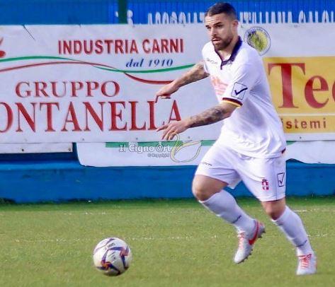 Siena, Acn Siena: In arrivo il centrocampista VincenzoGatto