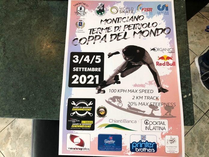 Provincia di Siena, Coppa del mondo di Gravity Sport: Patrocinio delCSI