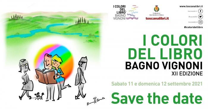 """Provincia di Siena, San Quirico d'Orcia: A Bagno Vignoni torna l'appuntamento con """"I Colori delLibro"""""""