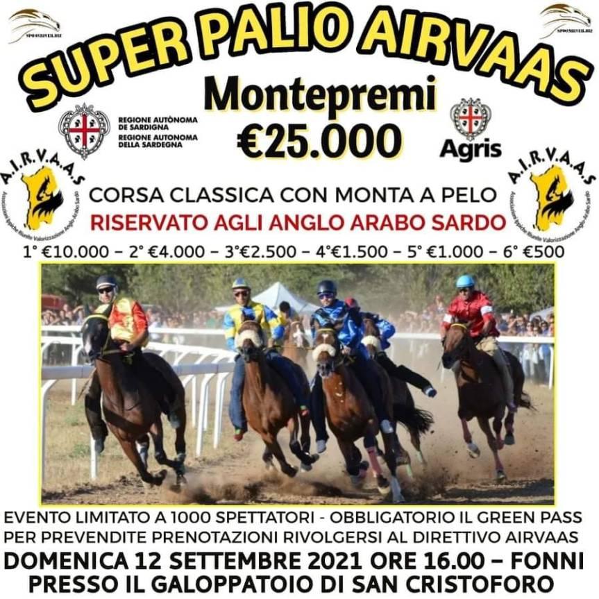 Palii, Siper palio Fonni: Oggi 11/09 Estratte le batterie del Palio di domani12/09