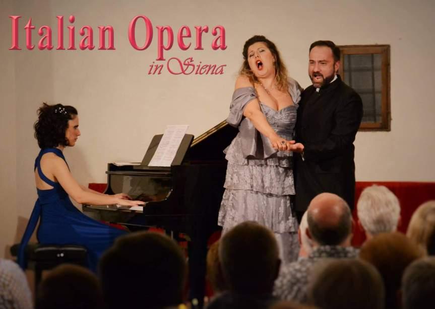 """Siena: """"Italian Opera in Siena"""", martedì 7 settembre inaugurazione della stagioneconcertistica"""