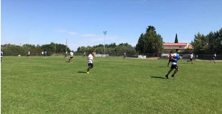 Siena, Acn Siena: Ripresa degli allenamenti, partitella con laPrimavera