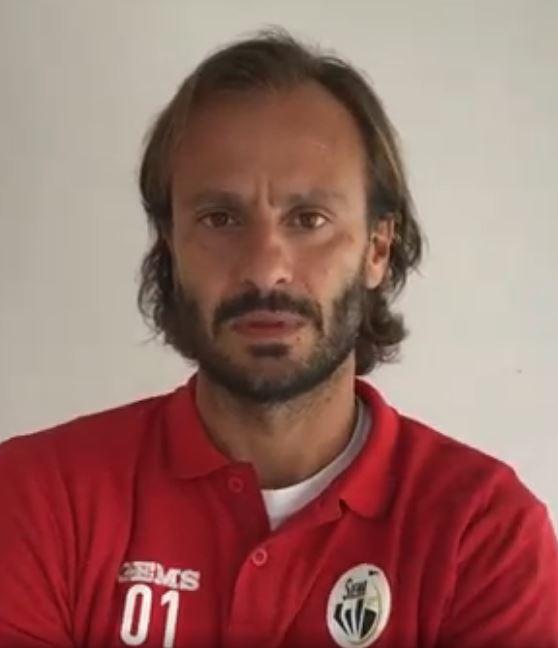 """Siena, Acn Siena, Gilardino: """"La squadra è viva, ha giocato con l'atteggiamentogiusto"""""""