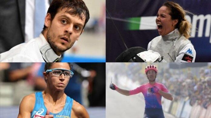 """Toscana, Gli atleti olimpici senesi fanno squadra contro il Covid:""""Vacciniamoci"""""""