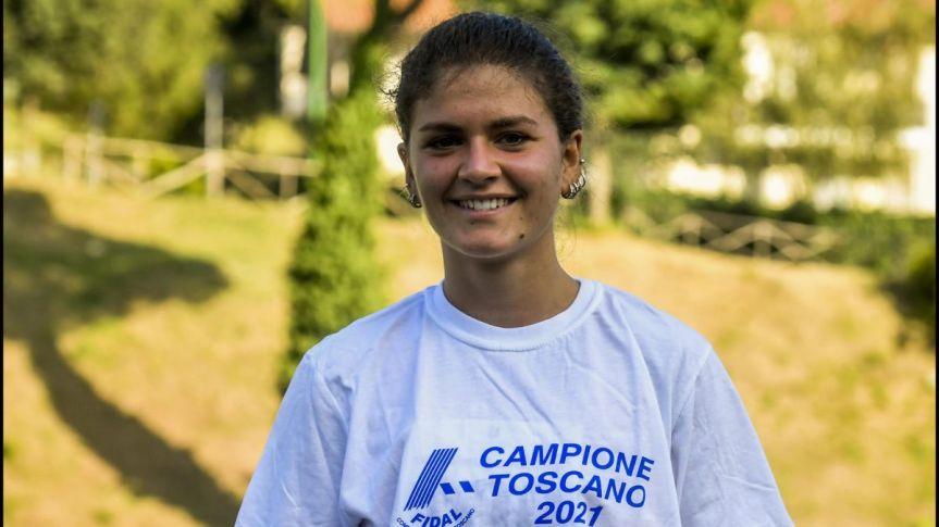 Siena: Atletica, Bianca Floris Campionessa Toscana 800mJuniores