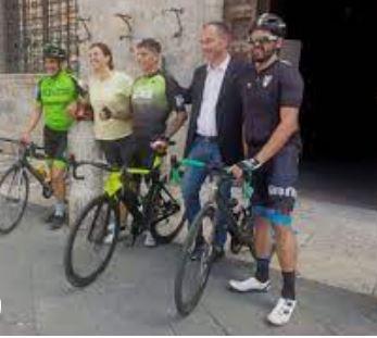 Siena: Bike for life, accolta la tappa aSiena