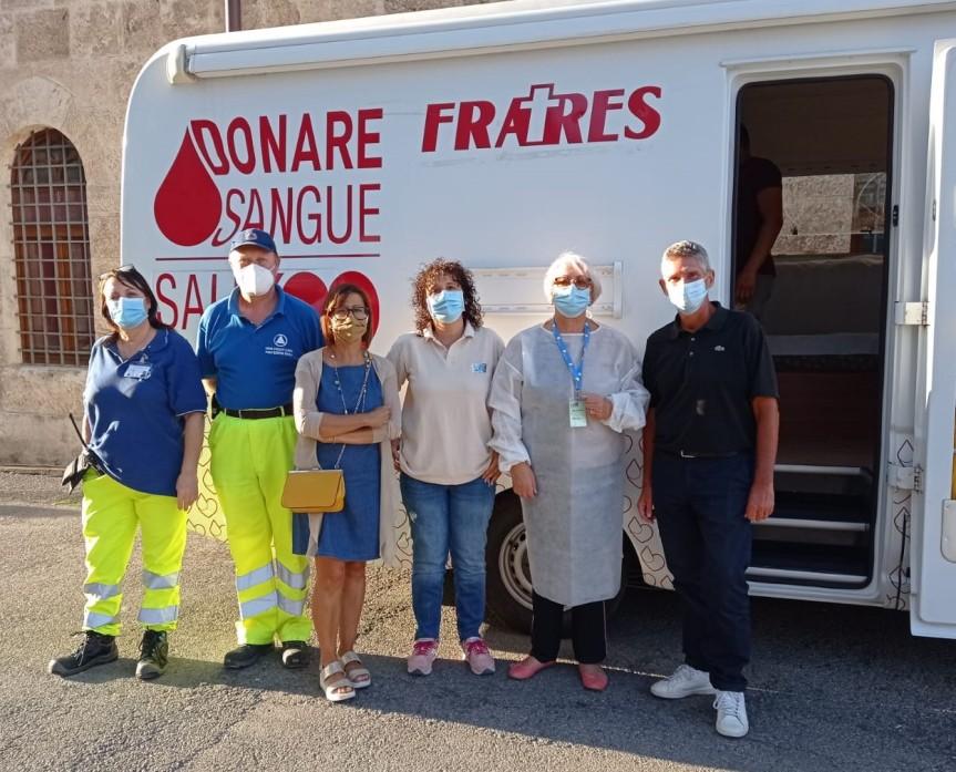 Provincia di Siena: Covid, a Colle di Val d'Elsa 42 vaccini ad accesso libero alcamper