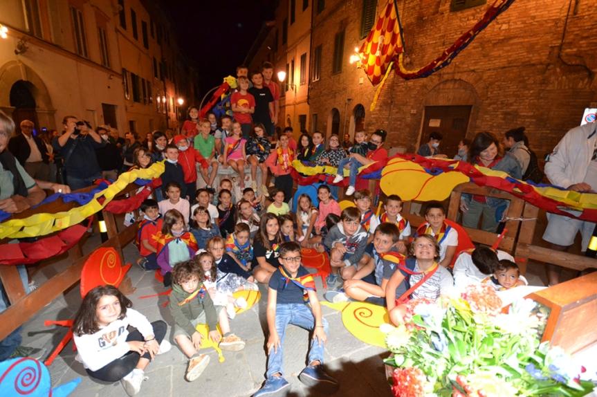 Siena: Festa dei Tabernacoli2021