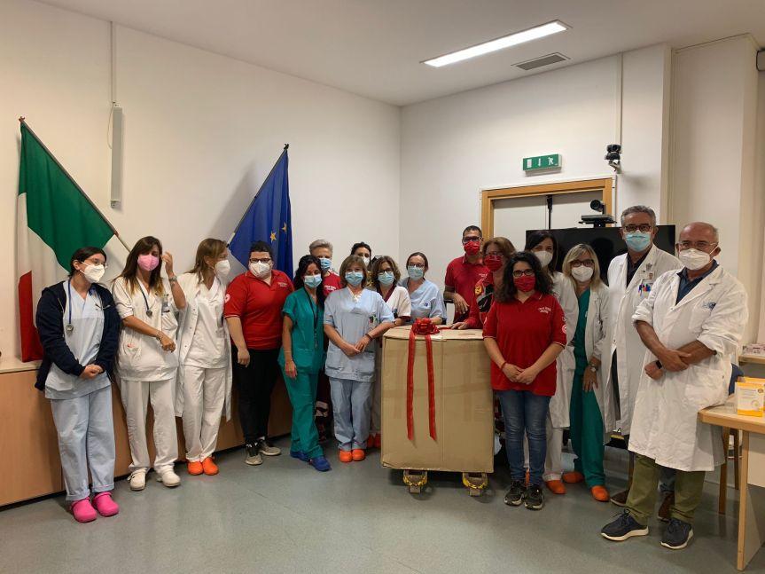Provincia di Siena: Due donazioni per l'area materno-infantile dell'ospedale diNottola