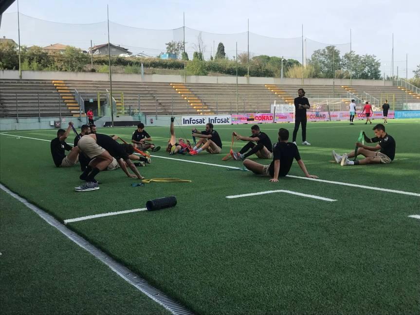 Siena, Acn Siena: Obiettivo campionato, allenamento adImola