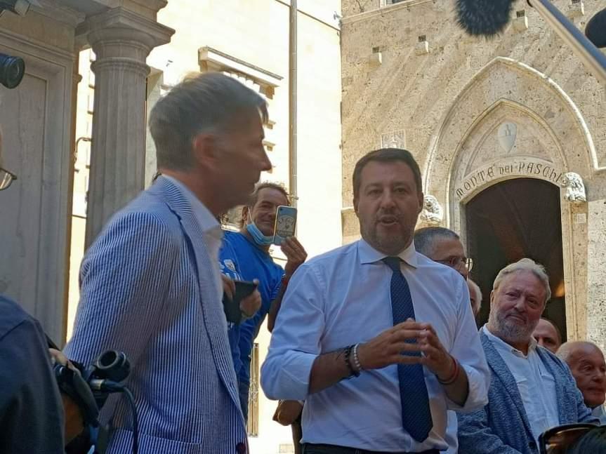 """Siena, Mps, De Mossi: """"No alla liquidazione, serve progetto industrialebancario"""""""