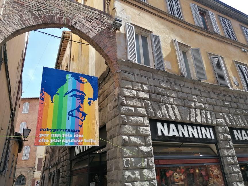 """Siena: oggi 14/09 le Feriae Matricularm ricordano Roberto """"Roby"""" Ricci nel goiorno del suio sessantesimocompleanno"""