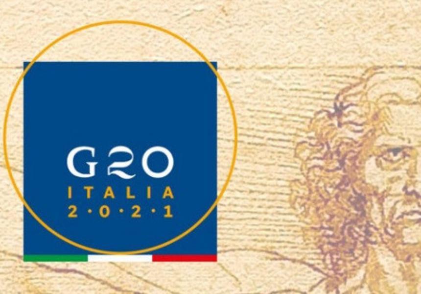 Italia: G20 Italia del 30-31 ottobre, aperti gli accreditistampa